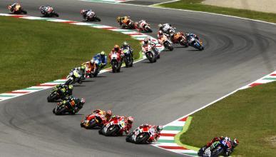 Clasificación general MotoGP tras GP de Italia 2015