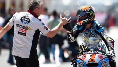 Clasificación general Moto2 tras GP de Italia 2015