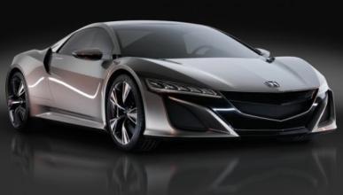 Honda pisa el acelerador hacia un mini NSX