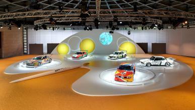 BMW celebra el 40 Aniversario de los BMW Arts Cars