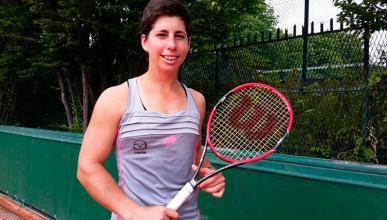 Mazda, nuevo patrocinador de la tenista Carla Suárez
