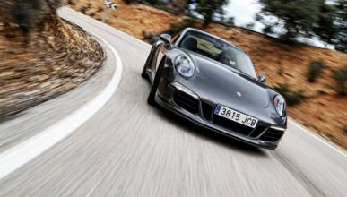 Porsche trabaja en un 911 GT con cambio manual