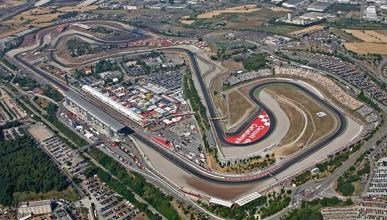 MotoGP: Radares fijos alrededor del GP de Catalunya 2015