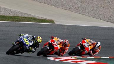 Los horarios de MotoGP, Catalunya 2015