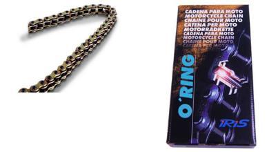 Cadenas Iris Chains diseñadas para durar más