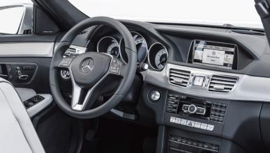Mercedes Clase E, con conducción autónoma en autopista