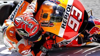 Libres 1 MotoGP GP de Catalunya 2015: Márquez, a por todas
