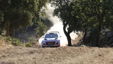 Rally Cerdeña-Italia 2015: previo, tramos y horarios