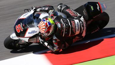 Libres 1 Moto2 GP de Catalunya 2015: Zarco empieza fuerte