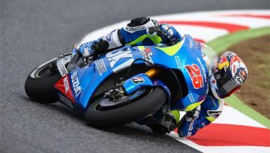 Libres 3 MotoGP GP de Catalunya 2015: increíble Viñales