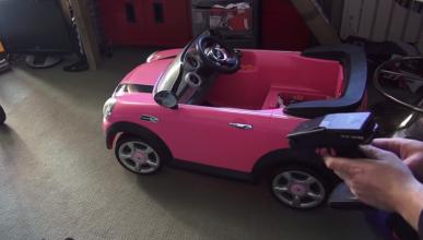 Video Aumenta La Potencia De Un Mini Cooper De Juguete Autobild Es