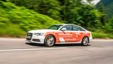 El Audi A6 2.0 TDI Ultra, en el Guinness de los récords