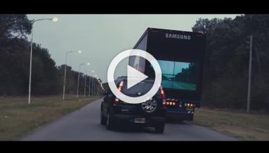 La forma más segura de adelantar un camión