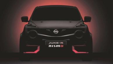 Confirmado: el Nissan Juke-R Nismo debutará en Goodwood