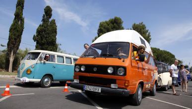 concentración furgonetas volkswagen 2015 desfile