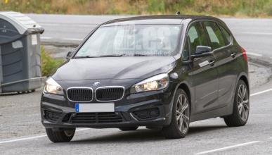 BMW Serie 2 Active Tourer híbrido enchufable