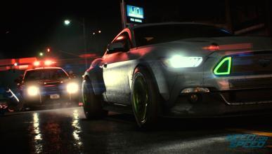 Need for Speed edición 2015