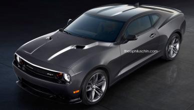 Challenger+Mustang+Camaro: el muscle car perfecto