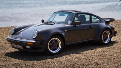 A subasta el Porsche 911 de 1984 de James May