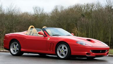Este Ferrari sí que es único