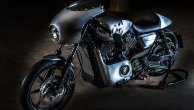 Harley-Davidson SHDB 04, reina de la Battle of the Kings