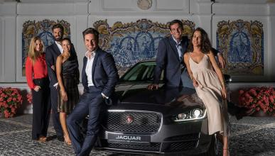 Land Rover Discovery Challenge 2015 con el Jaguar XE