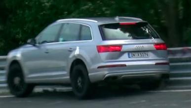 Vídeo: Nürburgring no está hecho para el Audi SQ7