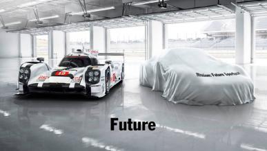 Porsche se crece tras Le Mans con un nuevo deportivo