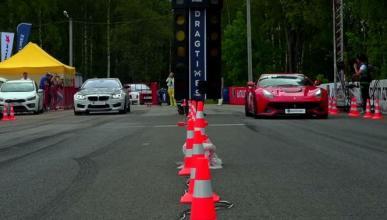 Drag Race: el BMW M6 que destroza a todos