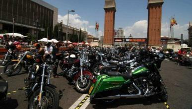 Barcelona Harley Days 2015, disfruta de Harley gratis