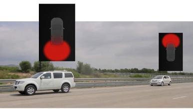 La comunicación entre vehículos reducirá los atascos