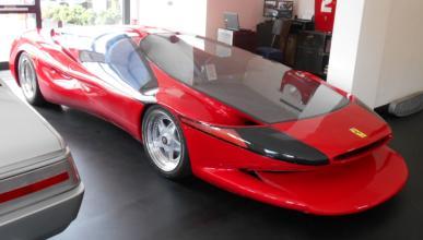 Ferrari Testa D'Oro