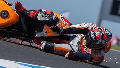 MotoGP 2015: A Marc Márquez le vendría bien centrarse