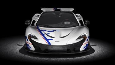 McLaren P1 Prost goodwood