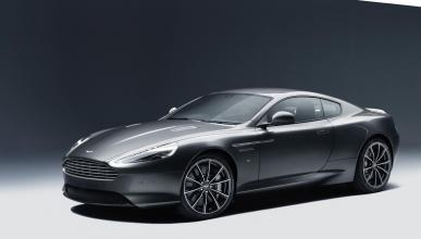 Aston Martin DB9 GT frontal