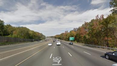 limite-velocidad-ridículos-estados-unidos-Interestatal-495