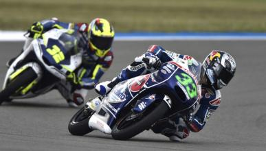 Clasificación Moto3 GP de Holanda 2015: pole de Bastianini
