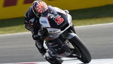 Clasificación Moto2 GP de Holanda 2015: Zarco y su orgullo