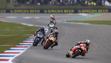 Parrilla de salida MotoGP GP de Holanda 2015
