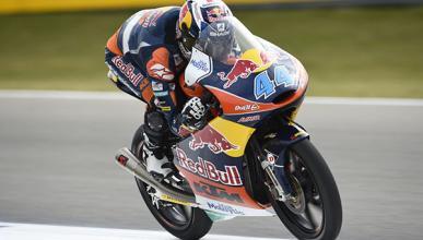 Carrera Moto3 GP de Holanda 2015: Oliveira riena