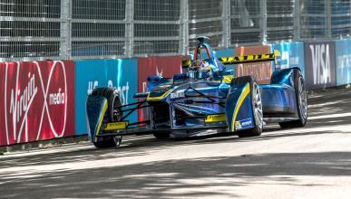 Fórmula E, Londres 2015: Buemi vence con autoridad