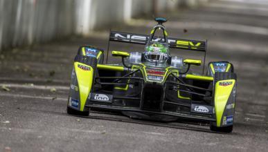 Fórmula E, Londres: Piquet, campeón con final de infarto