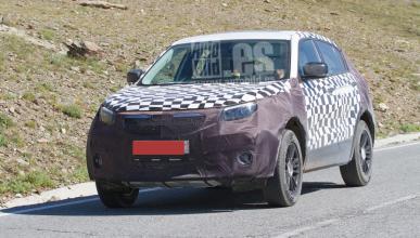 Qoros SUV