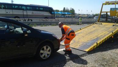 El nuevo protocolo de auxilio en carretera de la DGT