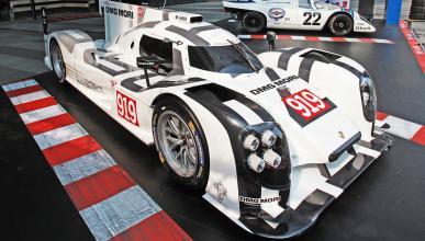 Casi 100.000 euros por el Porsche 919 ganador de Le Mans