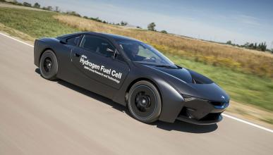 BMW i8 hidrogeno
