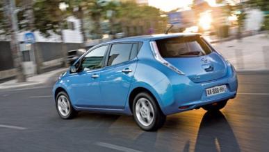 El Nissan Leaf, ¡500 km de autonomía!