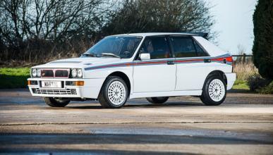 ¡El Lancia Delta Integrale podría volver de nuevo! :)
