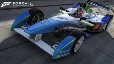10 Fórmula E llegan a Forza Motorsport 6: todo el garaje