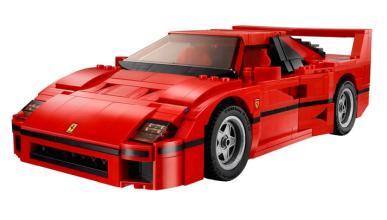 Ferrari de Lego.